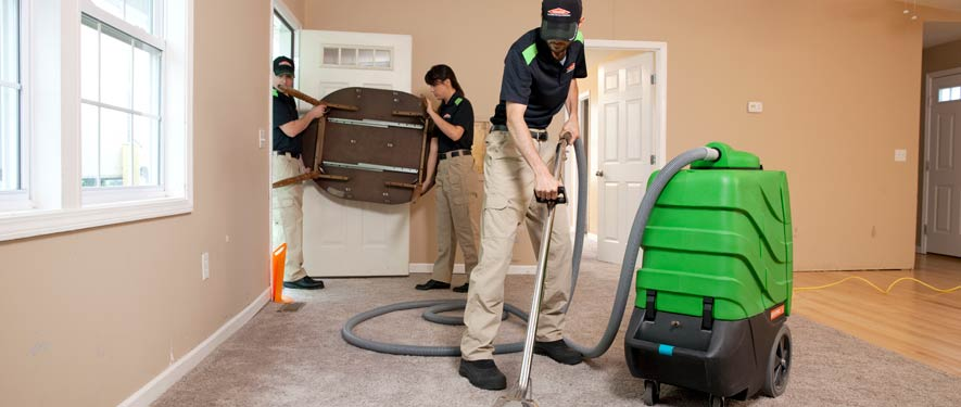 Jenison, MI residential restoration cleaning